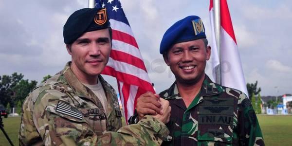 Paskhas dan US-SOCPAC Gelar Latihan Gabungan di Riau