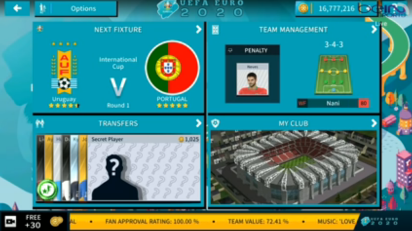 Download DLS 2019 Mod EURO 2020 ~ Embuh Droid