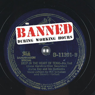 Deep in the Heart of Texas - Banned by BBC in 1942