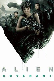 Alien Covenant (2017) – Torrent HD 720p Dual Áudio / Dublado Download