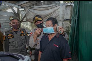 Dalam Rangka Operasi Yutisi, Polres Lingga Bersama TNI dan Pemkab Lingga Lakukan Apel Gabungan