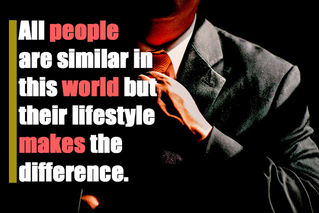 All people are similar in this world attitude quotes