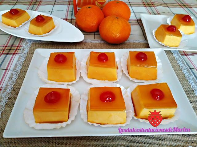 Tocinillos De Naranja