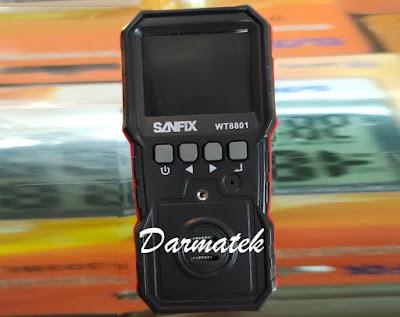 Jual Sanfix WT-8801 Combustible Gas Detector