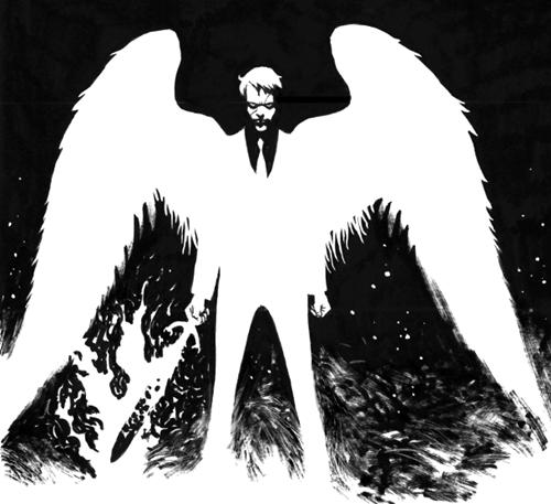lucifer es el personaje de cómic más poderoso