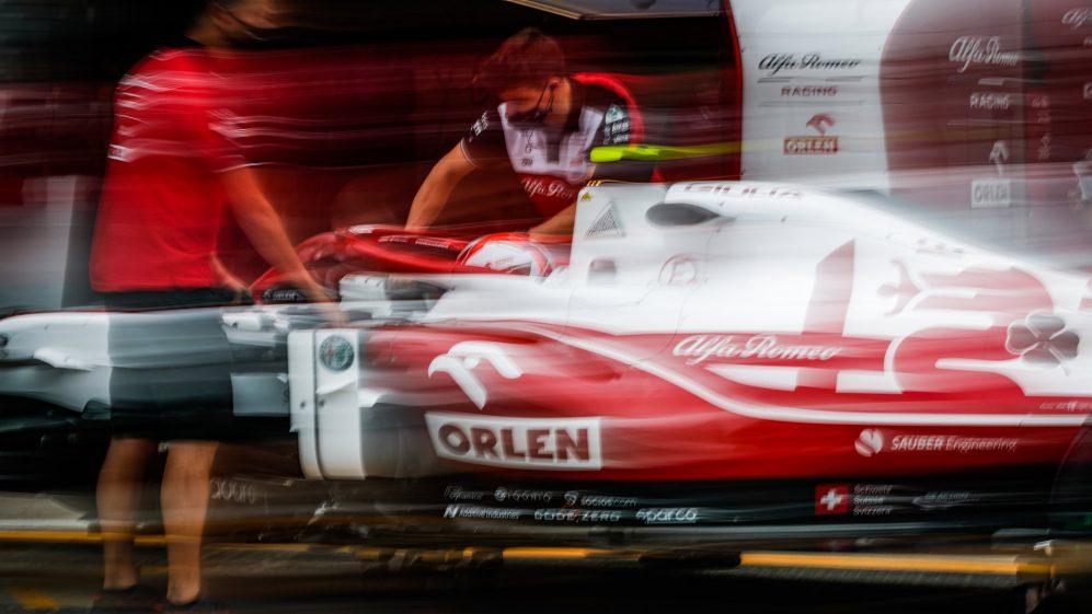 A parceria da Sauber com a Alfa Romeo será avaliada anualmente