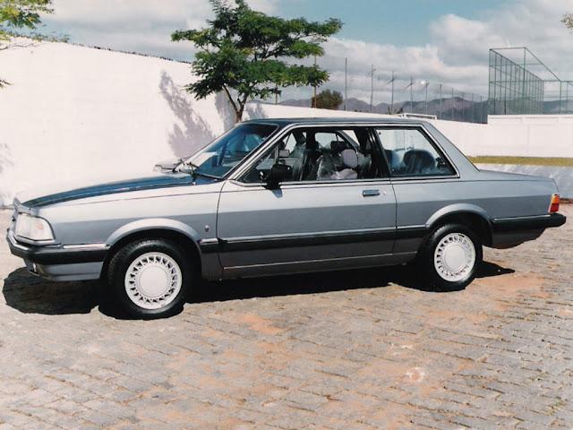 Ford Del Rey 1.990 1.8