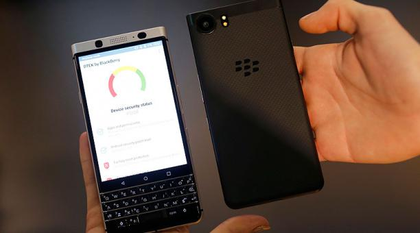 Audio Smartphone Blackberry KEYone