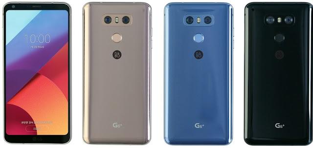 smartphone-LG-G6-telefon G6+