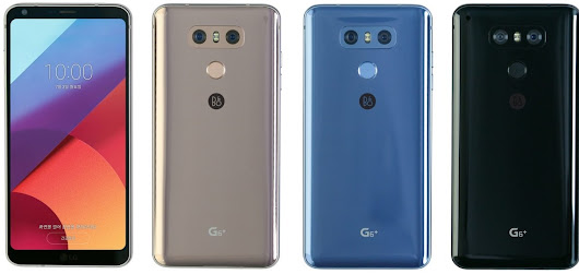 LG G6+ : Primul clip promotional oficial