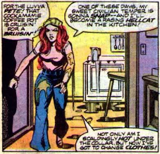 Patsy Walker Hellcat Defenders