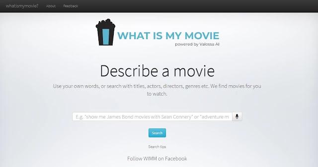 موقع يساعدك على إيجاد فيلم نسيته من خلال كتابة وصفه