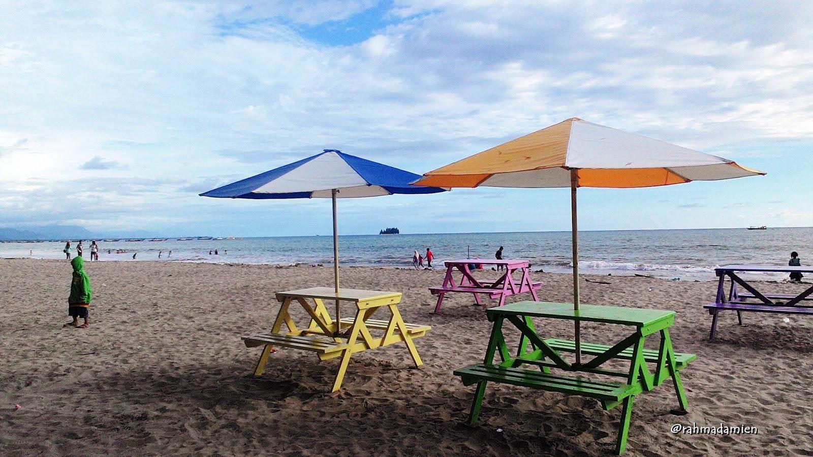 Objek Wisata Pantai Jilbab Pesona Keindahan Dari Aceh Barat Daya Kluet Raya News