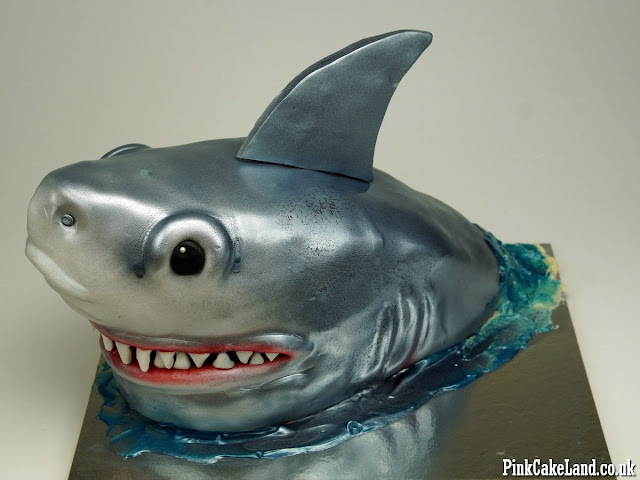 Shark Cake London