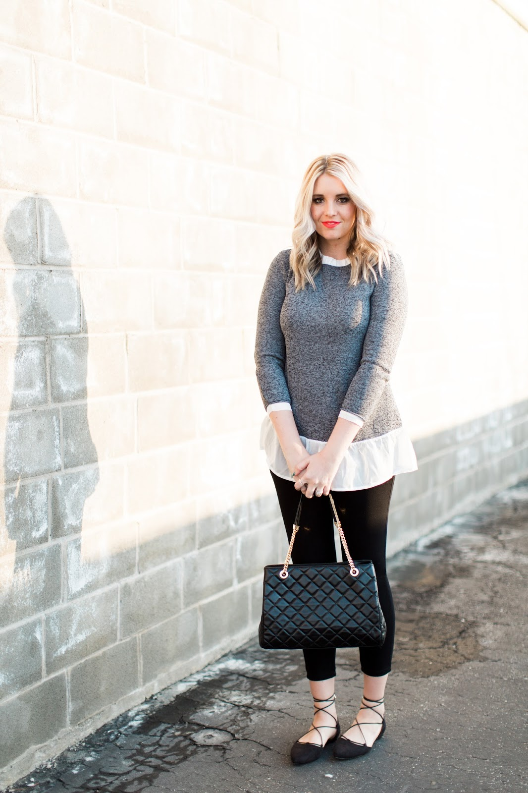 Michael Kors Purse, Utah Fashion Blogger, Choies