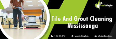 Tile and Ground Cleaning Mississauga