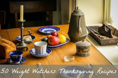 50 Weight Watchers Thanksgiving Recipes | Becky Cooks Lightly #weightwatchers
