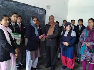 Jaunpur : देश में समान शिक्षा की जरूरत : आरती सिंहओपन क्विज कम्पटीशन प्रतियोगिता में छात्रा अव्वल