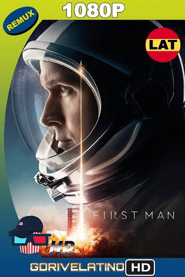 El Primer Hombre en la Luna (2018) IMAX BDRemux 1080p Latino-Ingles MKV