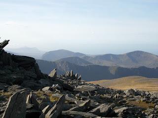 views of snowdonia