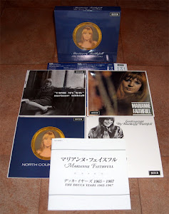 Marianne Faithful Boxed Set