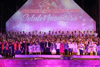 Konser Suluh Nusantara Bangkitkan Semangat Kebangsaan Pada Kalangan Milenial