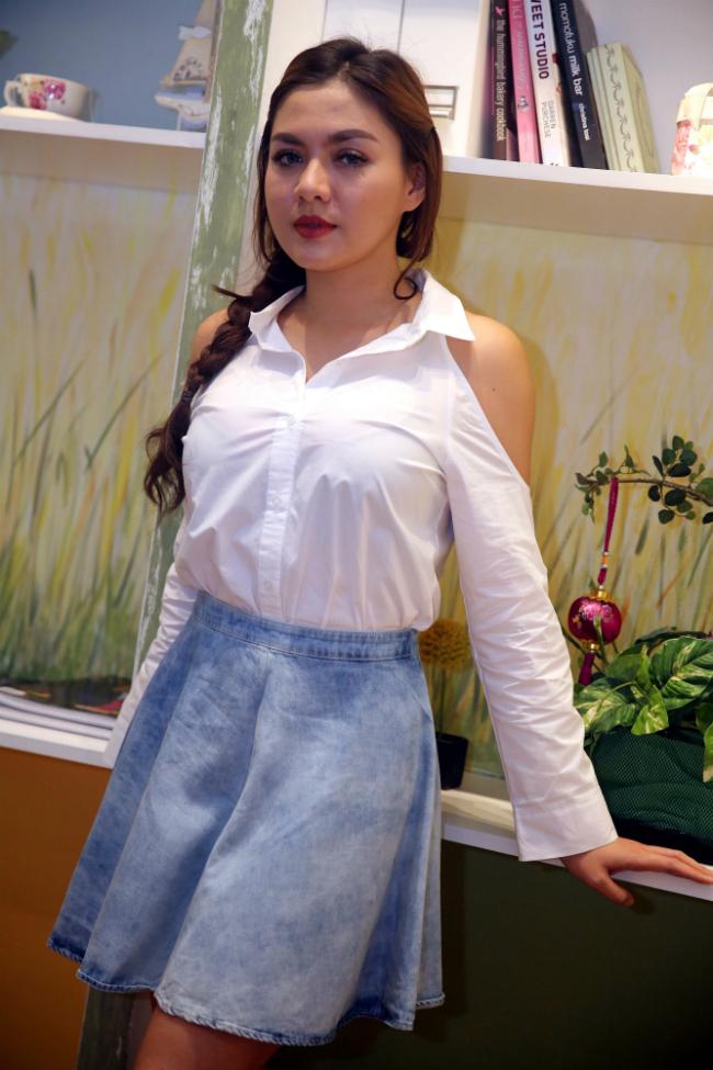 Vicky Shu Melangsungkan Pra Wedding Di Japan