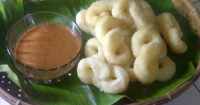 geblek makanan ringan khas purworejo