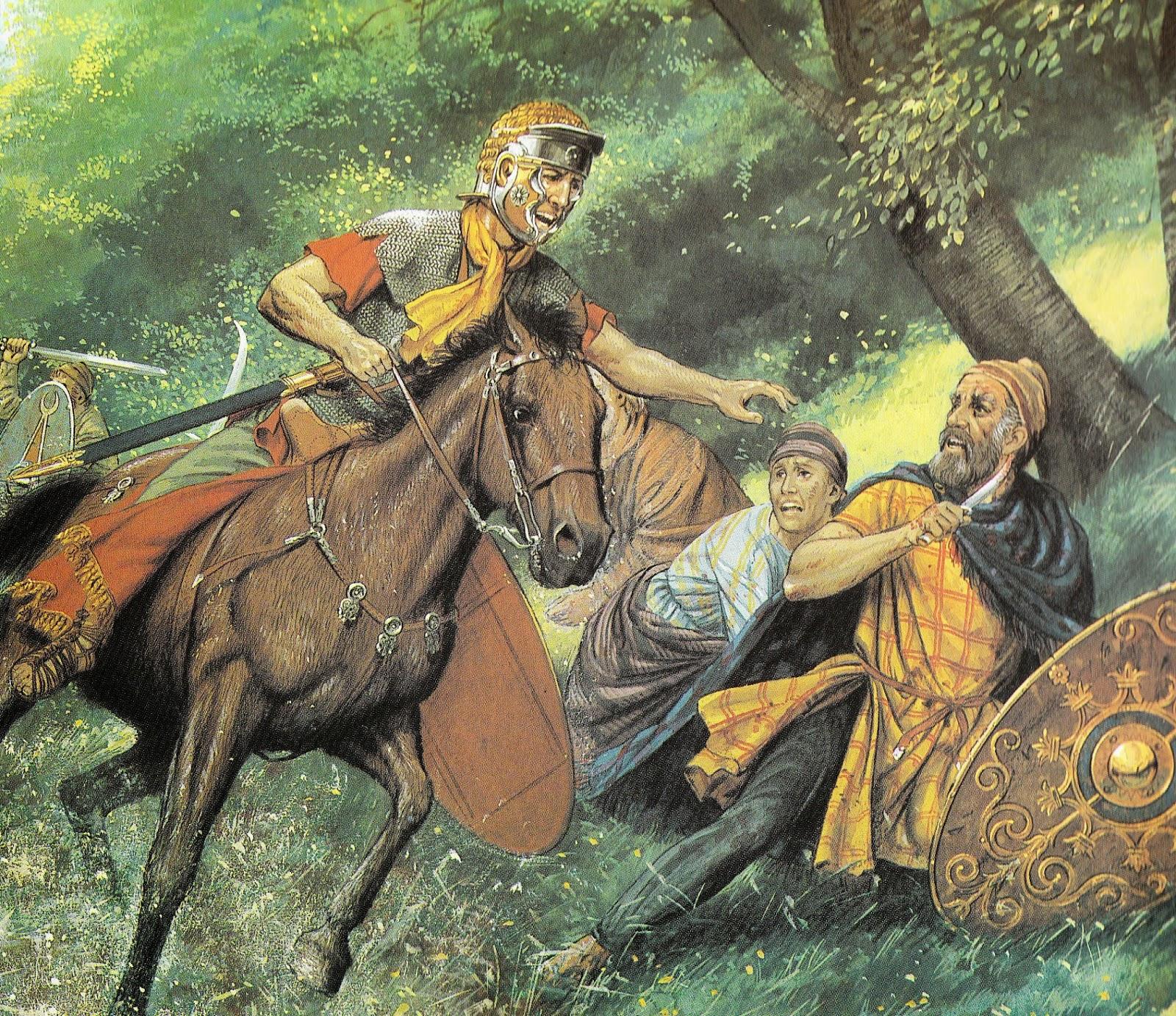 Resultado de imagen para Fotos de los sarracenos conquistan y destruyen la villa de Tarento