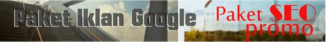 Jual Paket Iklan Google & Jasa SEO Halaman Pertama Google