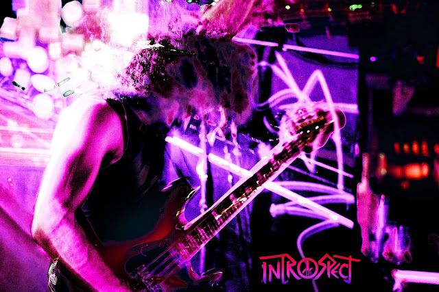Interview | INTROSPECT (Blackened Darksynth / Synthwave - France)