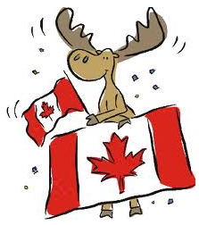 Happy Canada Day 2017 Wishes Clip art