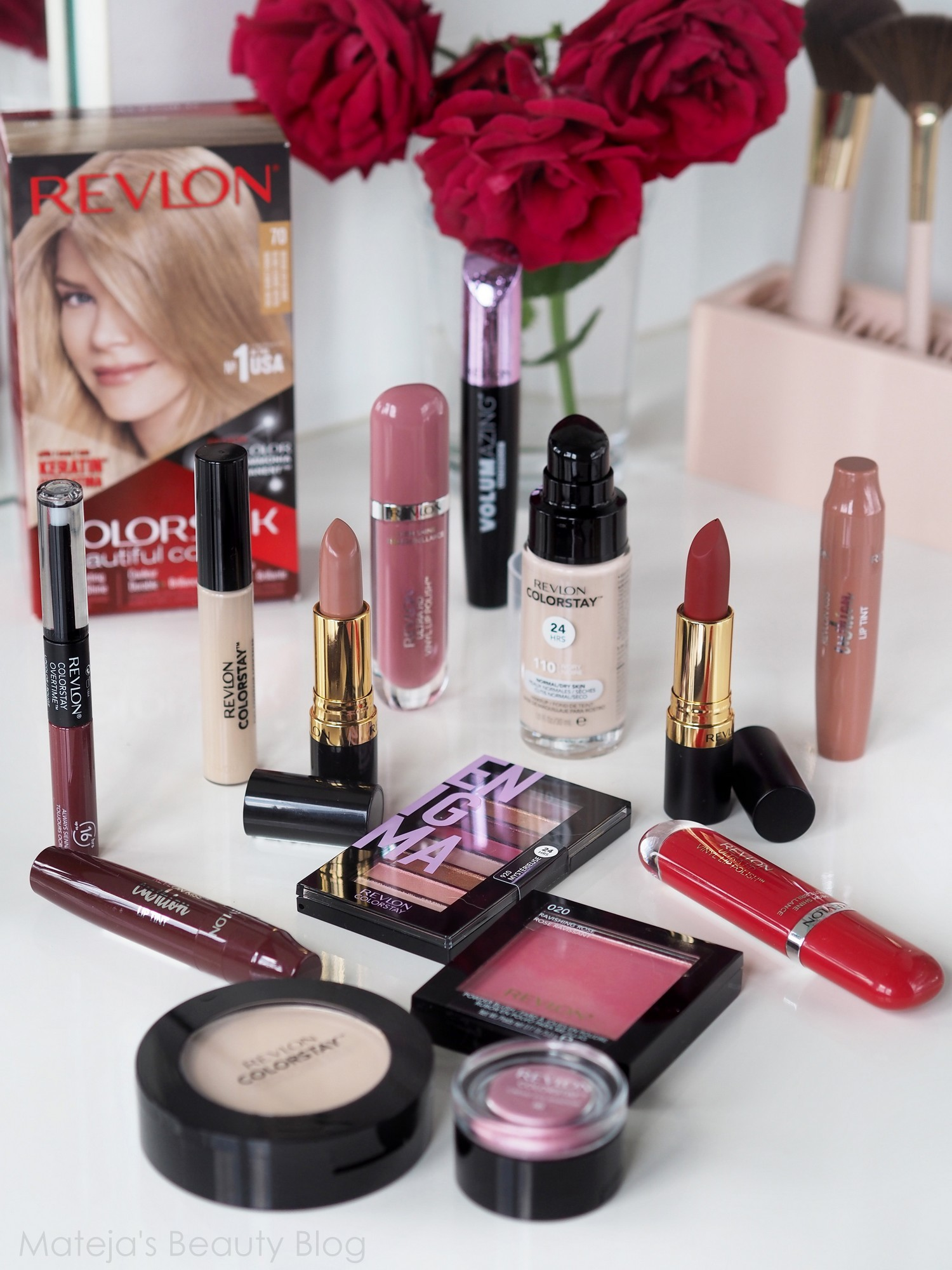 New in #96: Revlon