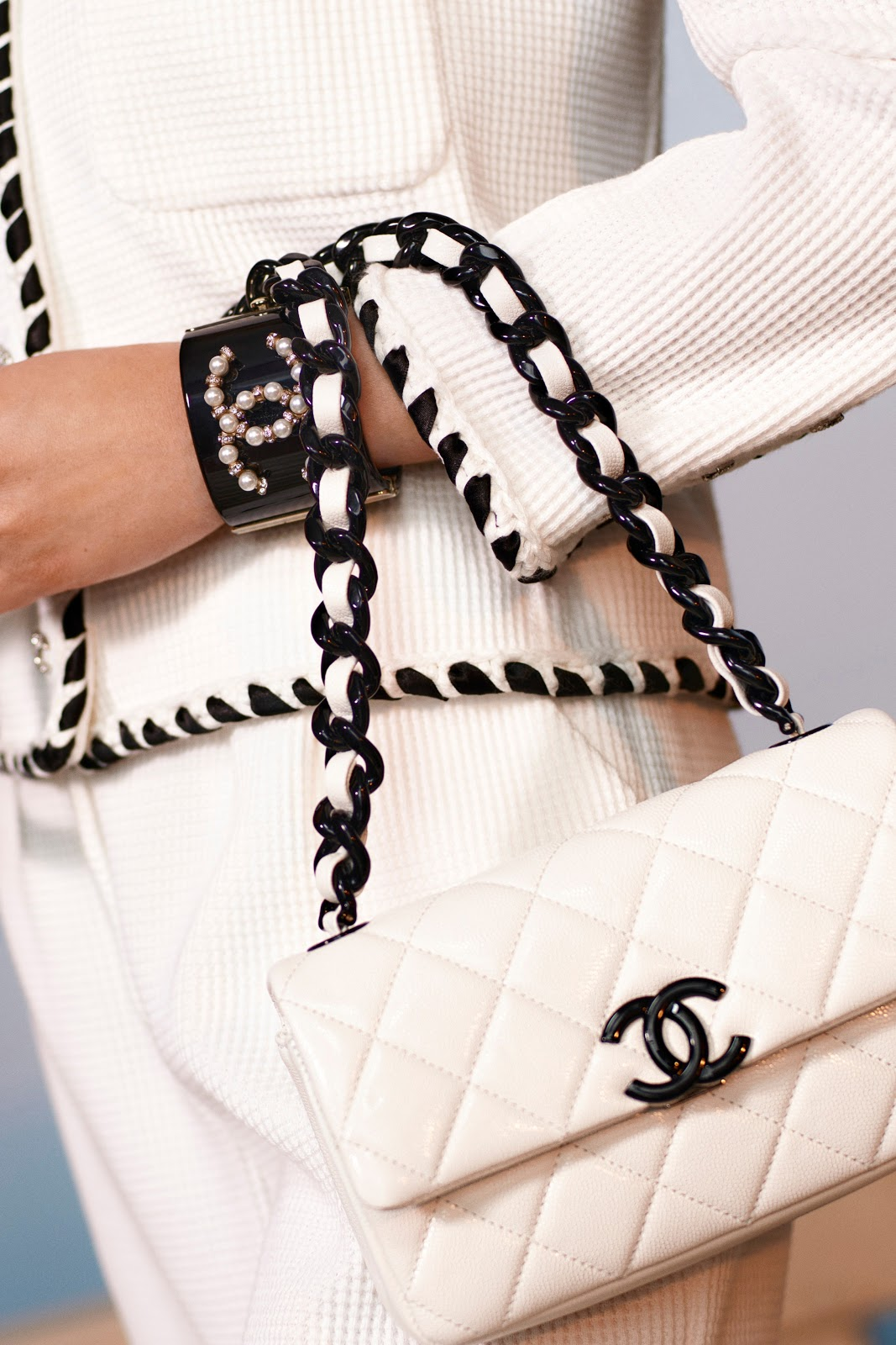 Fashion Inspiration: Chanel's First Digital Runway Show