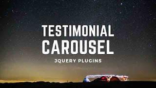 Testimonial Carousel