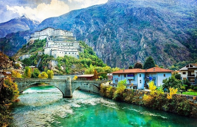 Ngắm vẻ đẹp dãy núi Alps dài nhất Châu Âu 24
