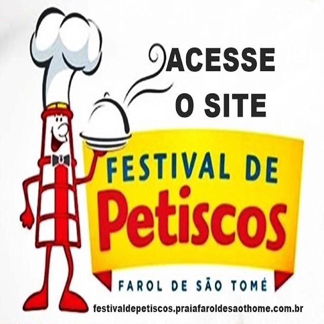 EDIÇÃO ESPECIAL: pratos são apresentados para o novo formato do 8º Festival de Petiscos