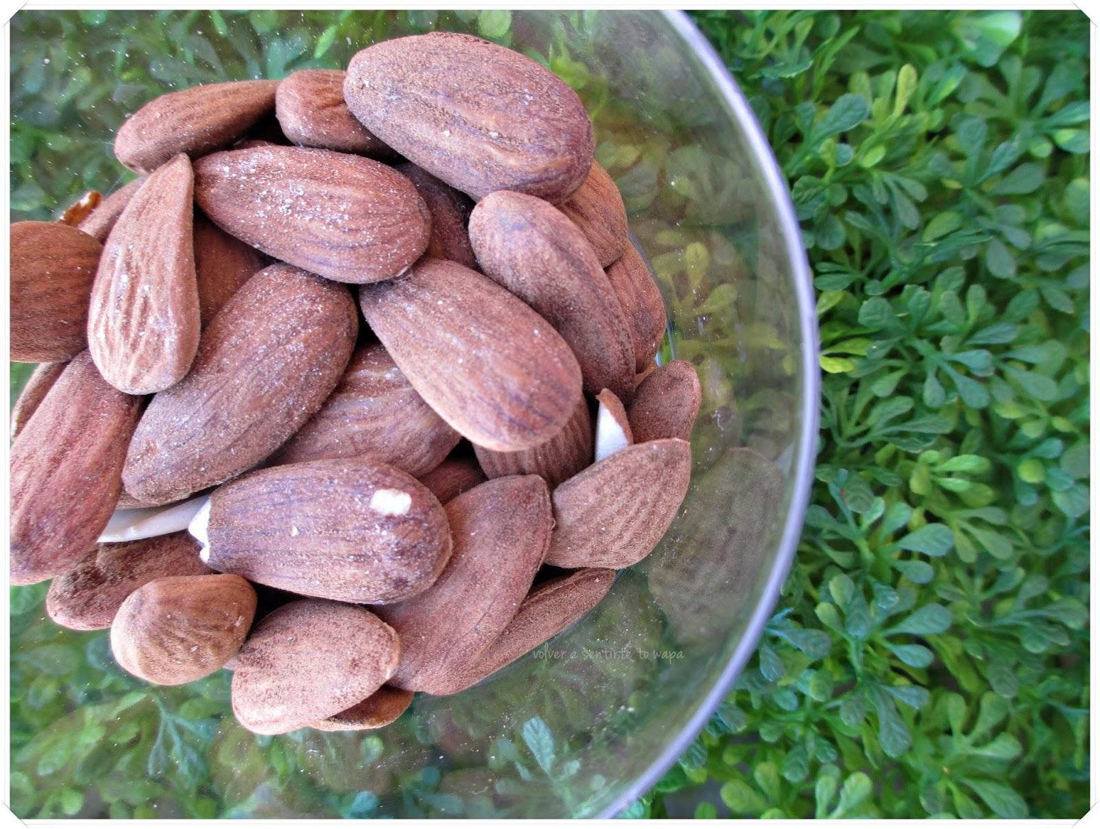 4 alimentos que he incluido en mi día a día - Healthlife - Almendras