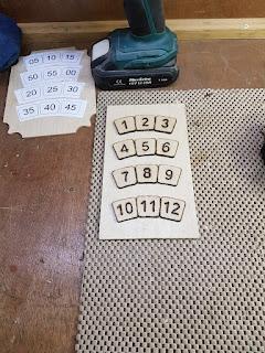 Saat rakamları