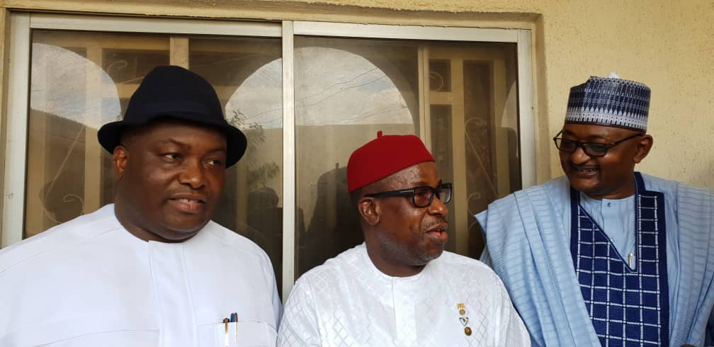 PHOTOS: Capital oil boss, Ifeanyi Ubah, Emeka Offor, others in