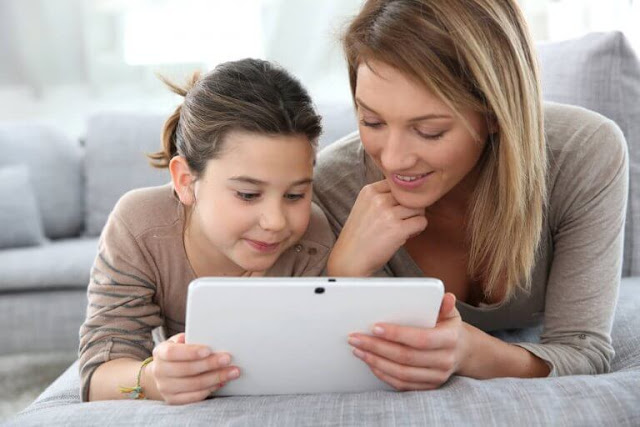 Comment assurer la sécurité des enfants en ligne