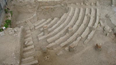 Αρχαίο θέατρο Αχαρνών: 10 χρόνια από την αποκάλυψη ενός σπουδαίου μνημείου
