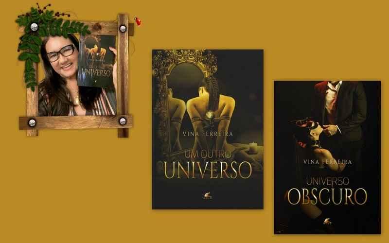 A escritora Vina Ferreira fala sobre como foi escrever seus dois livros com a temática BDSM, Universo Obscuro e Um Outro Universo, e como a temática é mais profunda e psicológica do que meramente erótica, como costuma ser tratada.