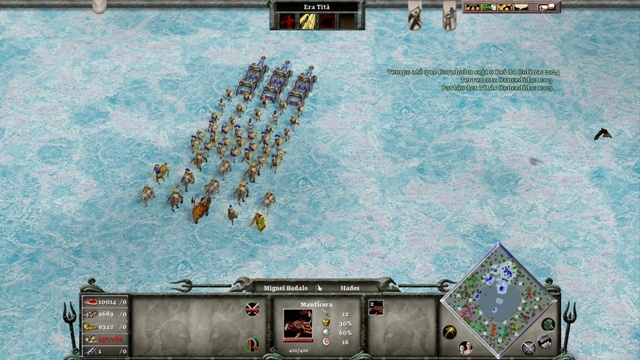Download Age of Mythology PC Games Gameplay