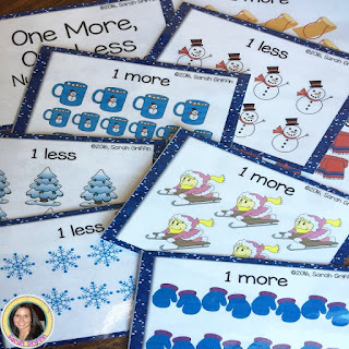 https://www.teacherspayteachers.com/Product/Winter-Math-Task-Cards-One-More-One-Less-SCOOT-2866584