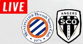 Angers LIVE STREAM streaming