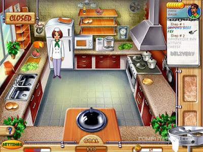 تحميل لعبة Go-Go Gourmet للكمبيوتر محانية