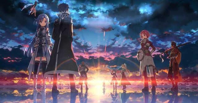 3 Rekomendasi Anime Fantasy Terbaik yang Wajib di Tonton Menurut Orang Jepang!