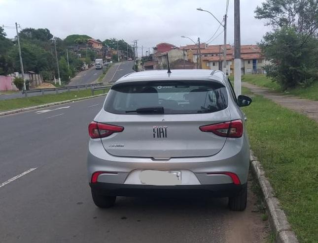 BM de Cachoeirinha apreende um adolescente e prende um homem por roubo de veículo