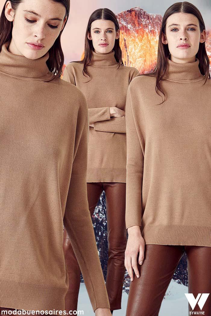 pantalones de moda invierno 2021 para mujer